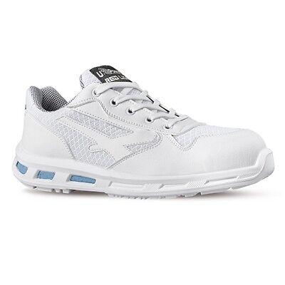 Shoes White Mens \u0026 Womens Toe Cap