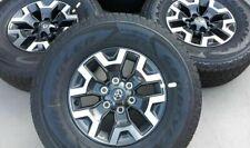 2021 16 Toyota Tacoma Trd Off Road Oem Wheels Rims Goodyear Kevlar 2657016