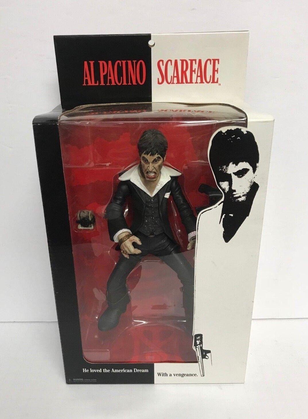 SCARFACE Al Pacino 2004 Mezco Toys