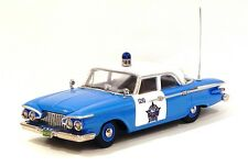 HIGHWAY TRAVELERS 1961 PLYMOUTH BELVEDERE 4D SEDAN - CHICAGO POLICE - HWT 111a