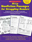 Hi-Lo Nonfiction Passages for Struggling Readers: Grades 6-8: 80 High-Interest/Low-Readability Passages with Comprehension Questions and Mini-Lessons for Teaching Key Reading Strategies by Teaching Resources (Paperback / softback, 2007)