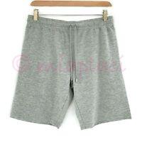Nero Perla By La Perla Knit Lounge Shorts 16389 Grey Medium