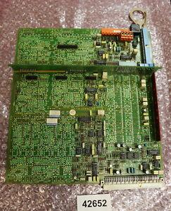 SIEMENS-Axis-control-board-6RB2160-ONA01-gebraucht-voll-funktionsfaehig-geprueft