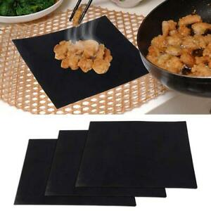 Non-Stick-Oven-Liner-Heavy-Duty-BBQ-Grill-Mat-Cooking-Grilling-Sheet-Pad