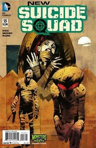 NEW-SUICIDE-SQUAD-13-DC-COMICS-Cary-Nord-Monster-Variant-COVER-A-1ST-PRINT