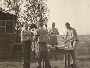 WWII German Large RP- DAK- Soldier- Gay Interest- Semi