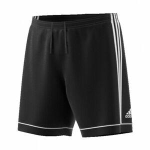 pantaloni adidas calcio neri