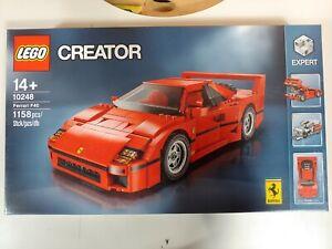 Lego 10248 Creator Ferrari F40 Ebay