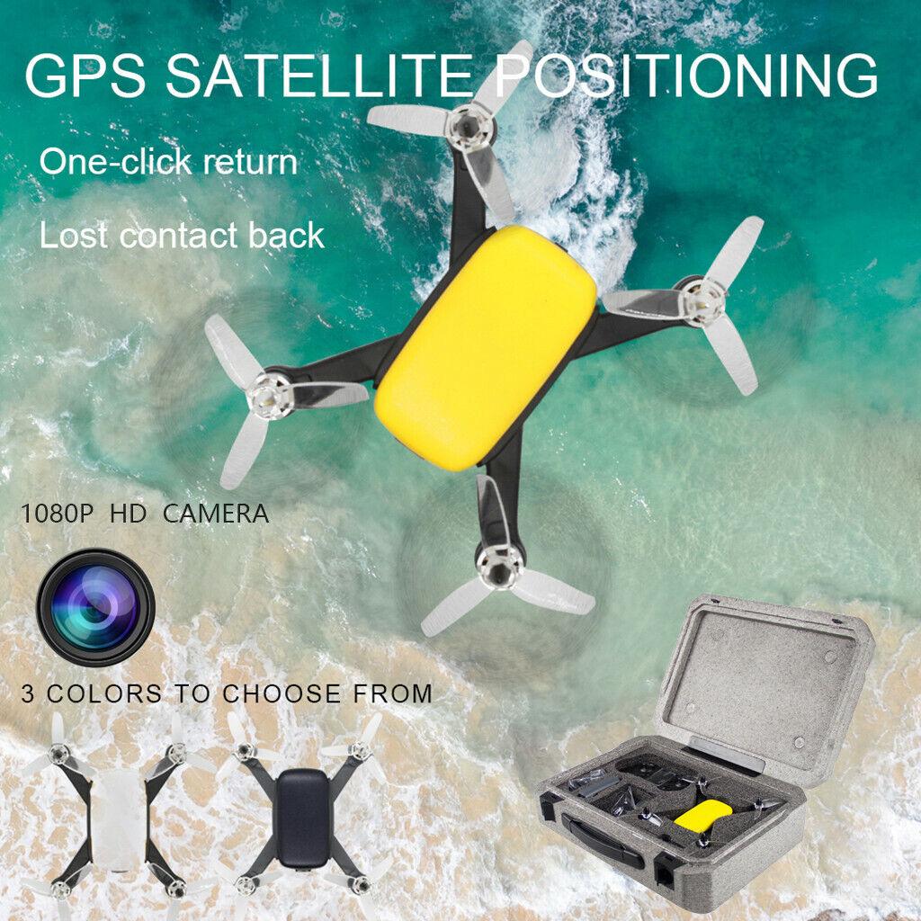 2.4G Wifi FPV 5MP 1080P HD telecamera Foldable Brushless  Motor RC Quadcopter Drone  migliore marca