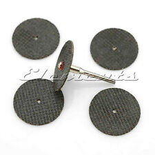 11pc Set of 32mm Cutting Slitting Cut Off Disc For Rotary Drill Tool Dremel T030