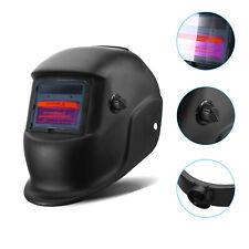 Pro Solar Auto Darkening Welding Helmet Arc Tig Mig Mask Grinding Welder Helmet