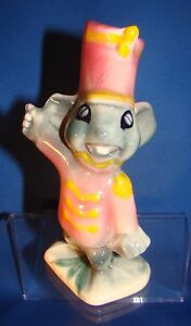 Vernon-Kilns-American-Pottery-Dumbo-039-s-Timothy-Mouse-Mold-38-Very-Rare