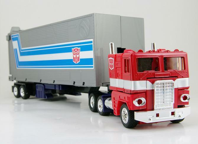 Transformer Transformer Transformer G1 Optimus prime Red reissue brand new Gift 915f07