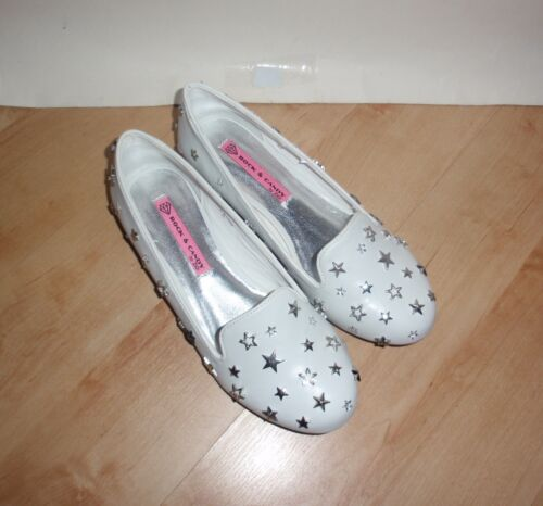 various sizes BNIB Rock /& Candy ladies PIXIE DUST STARS white shoes