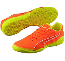 item 1 NEW Puma Invicto Fresh Indoor Soccer Shoes (Shocking Orange White Safety  Yellow) -NEW Puma Invicto Fresh Indoor Soccer Shoes (Shocking ... c569f4f84