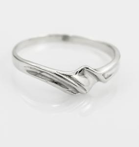 Real 925 Sterling anillo de plata anillo de plata