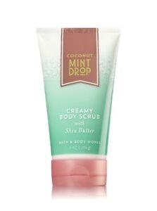 Bath-amp-Body-Works-Coconut-Mint-Drop-8oz-Creamy-Body-Scrub