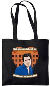 Elvis Presley - Heartbreak Hotel - Tote Bag (Jarod Art Design)