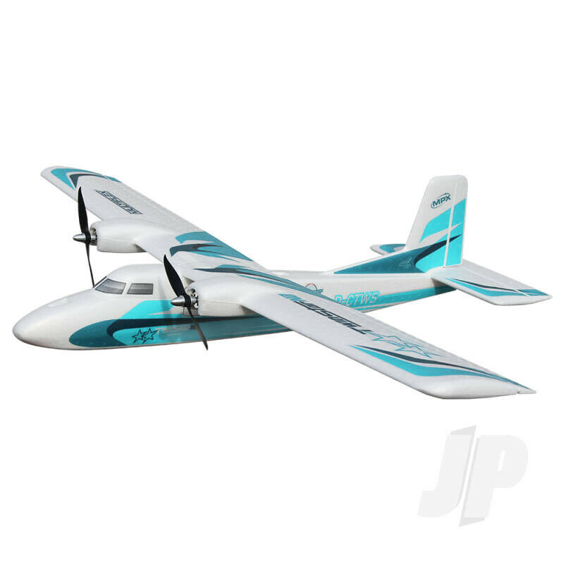 複式TWINSTAR NDキットクラシックツインRCモデル航空機