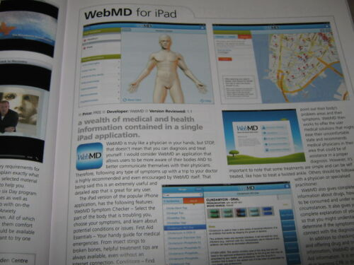 iPAD APP REVIEWS GUIDE 2011 576 Best Apps Rated NEW