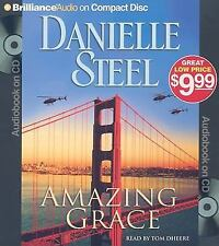 Amazing Grace by Jonathan Kozol and Danielle Steel (2009, CD, Abridged)