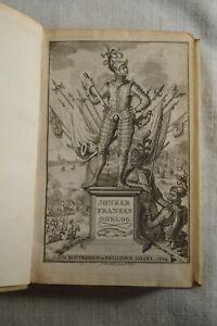 1724-Kornelis-van-Alkemade-Rotterdamse-heldendaden-Jonker-Fransen-Oorlog-TBE