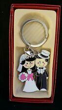 12 Wedding Favors Key Chain Bridal Shower, Keychains, Llaveros Recuerdos De Boda