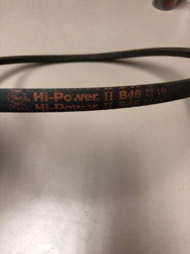 Gates Hi-Power Belt B46 NOS