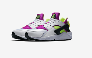 Nike Air Huarache 91 QS AH8049 101 OG 1991 Magenta Men