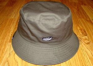 202f3d67 Image is loading Black-KANGOL-Food-Bucket-Reversible-Hat
