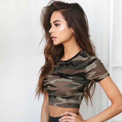 T shirt crop top Checkered black camouflage emoji Checker Tee tshirt Emoji XS