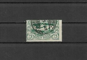Oberschlesien-1920-Michelnummer-24-b-o-gestempelt-o-Katalogwert-1-300-00