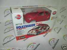 BBURAGO Burago MADE in ITALY  KIT 1/43 VOLKSWAGEN NEW BEETLE FLOWER POWER typ 9