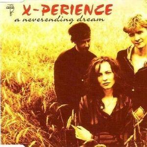 X-perience-a-Neverending-Dream-remixe-1996-Maxi-CD