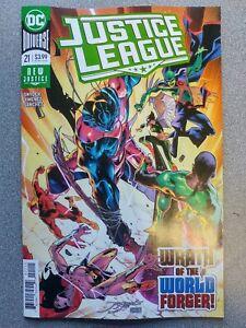 JUSTICE-LEAGUE-21a-2019-DC-Universe-Comics-VF-NM-Book