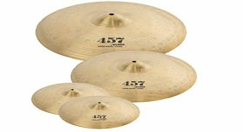 NEW-Wuhan-457-Cymbal-Set-Brilliant-Finish-16-034-Crash-20-034-Ride-14-034-HiHats