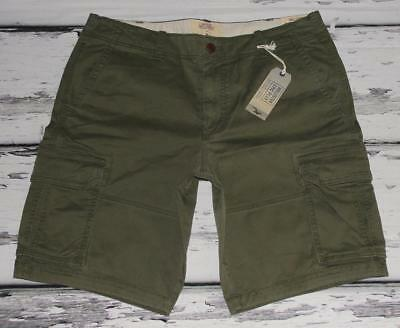 HOLLISTER~NWT~EPIC FLEX *CLASSIC CARGO FIT* CASUAL COMFORT SUMMER SHORTS~36