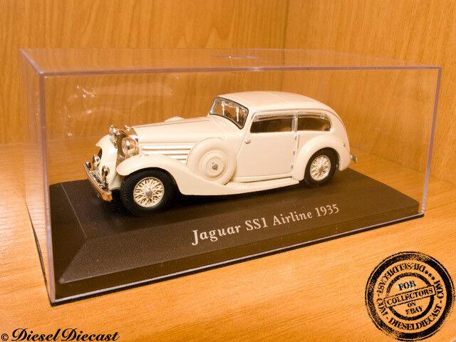 JAGUAR SS1 SS-1 AIRLINE 1935 1 43 MINT