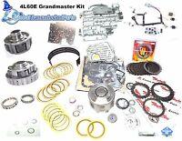 1994 4l60e Complete Grand Master Upgraded Performance Transmission Rebuild Kit