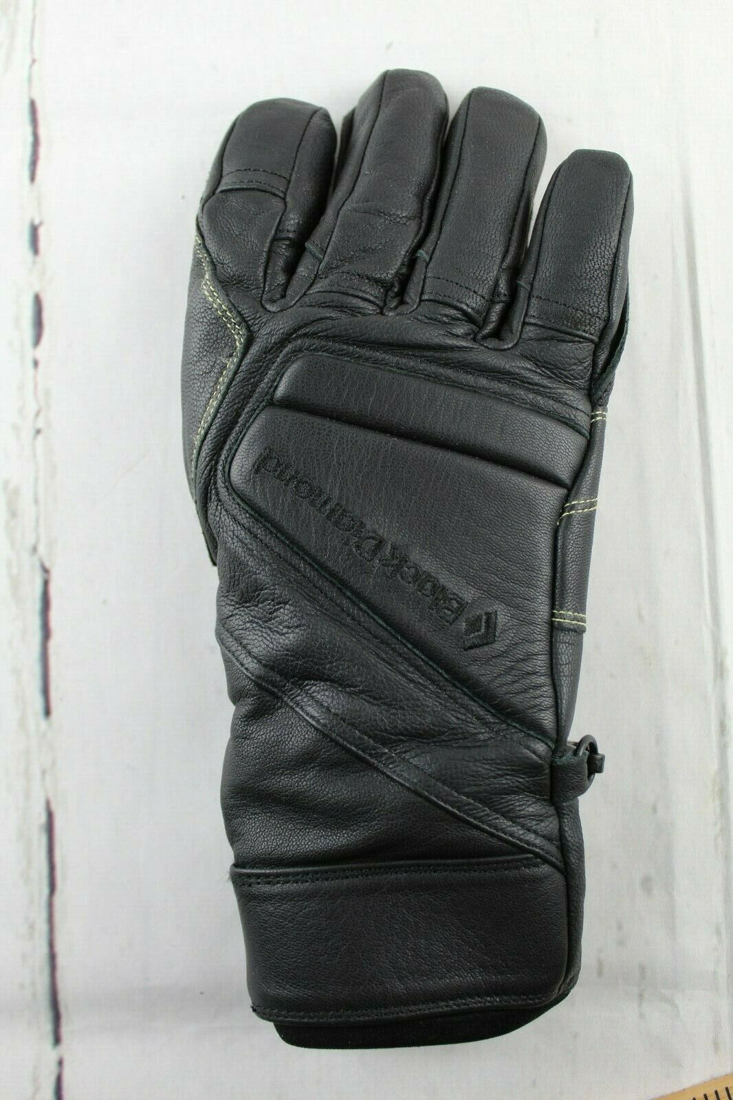 Black Diamond Leather Glove Lined Amputee RIGHT Glove Only Men's Small NEW