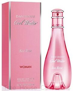 Treehousecollections-Cool-Water-Sea-Rose-By-Davidoff-EDT-Perfume-Women-100ml