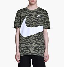 a23b60d4 item 3 Sz L Men's Nike AOP Swoosh Tee Shirt Olive/White AO0861 222 MSRP $90  -Sz L Men's Nike AOP Swoosh Tee Shirt Olive/White AO0861 222 MSRP $90