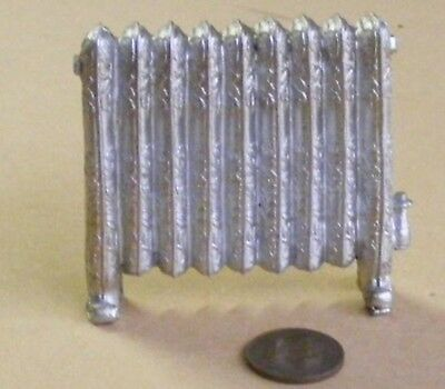 1:12 Maßstab Silber Farbig Antik Nicht Arbeit Kühler Tumdee Puppenhaus 330