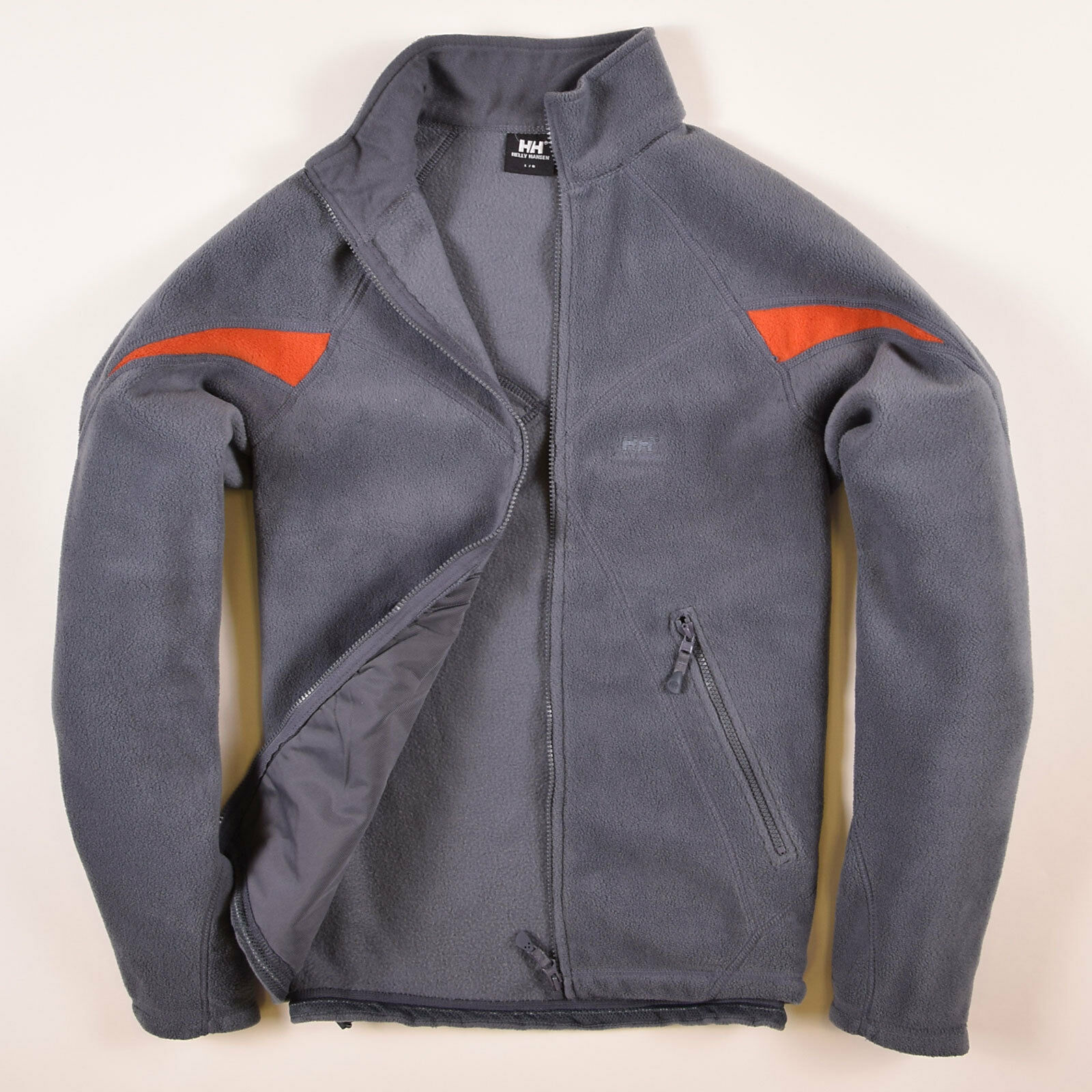 Hansen Jacket Helly L Polaire Veste 58332 Hommes Gris Taille TSwdtqFw