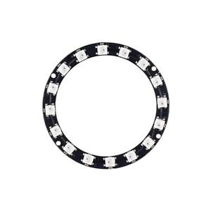 Details about CJMCU-2812B-16 Pixel WS2812 5050 RGB LED Ring Strip Works  with NeoPixel Library