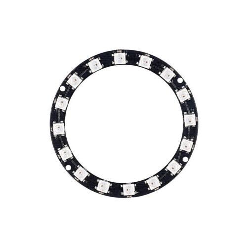 CJMCU-2812B-16 Pixel WS2812 5050 RGB LED Ring Strip Works with NeoPixel Library