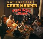 """Four Aces and a Harp [Digipak] by Chris """"Swississippi"""" Harper (CD, 2010, Swississippi Records)"""