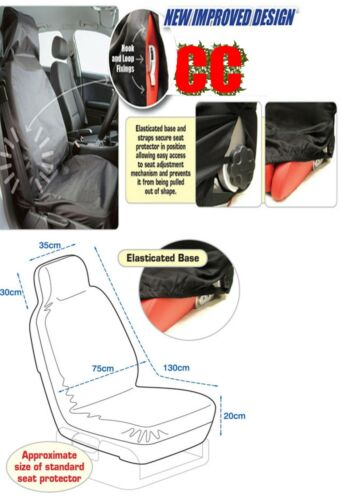 car protective ARM REST VENTS vented seat cover protector Quality HEAVYWEIGHT
