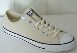 342af1e1a5b2eb MEN S CONVERSE ALL STAR PRO OX SNEAKERS NATURAL-WHITE US 12