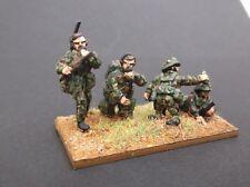 SGTS MESS CB4 1/72 Diecast Cold War British 50mm Mortar Team+Radio Operatives